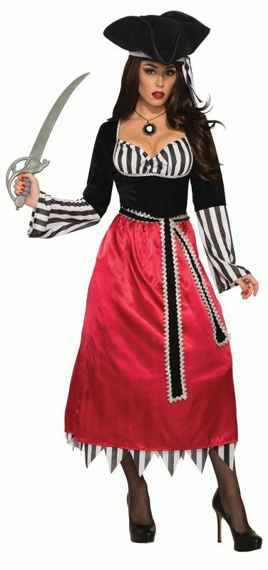 Child Miss Matey Buccaneer Pirate Costume