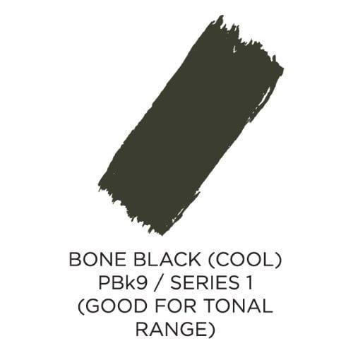 SPEEDBALL ART PRODUCTS IIBB AKUA INTAGLIO INKS 8OZ BONE BLACK