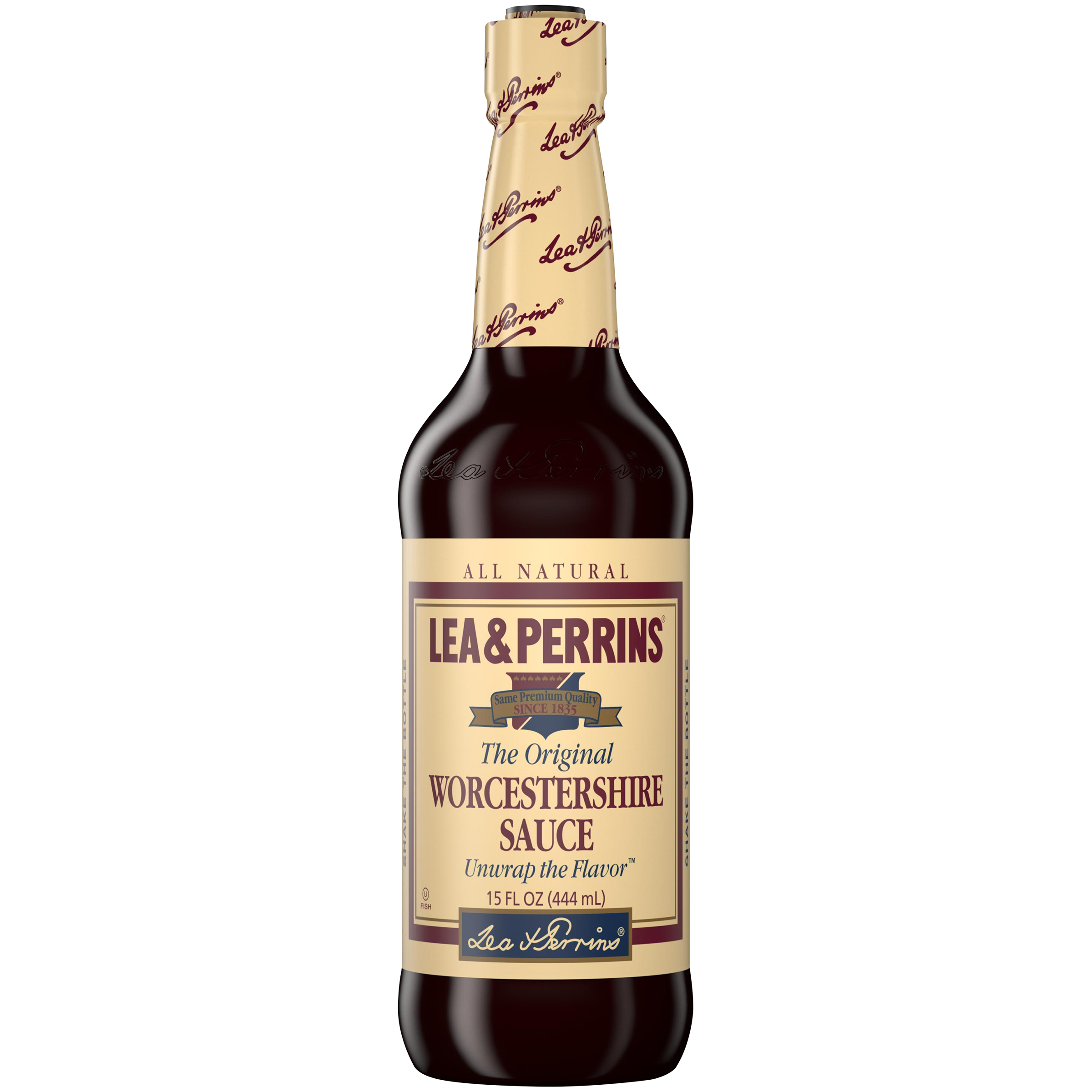 Lea & Perrins? The Original Worcestershire Sauce 15 fl. oz. Bottle