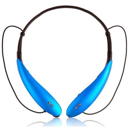 2boom hpbt700b armada sport around the neck bluetooth headset blue. Black Bedroom Furniture Sets. Home Design Ideas