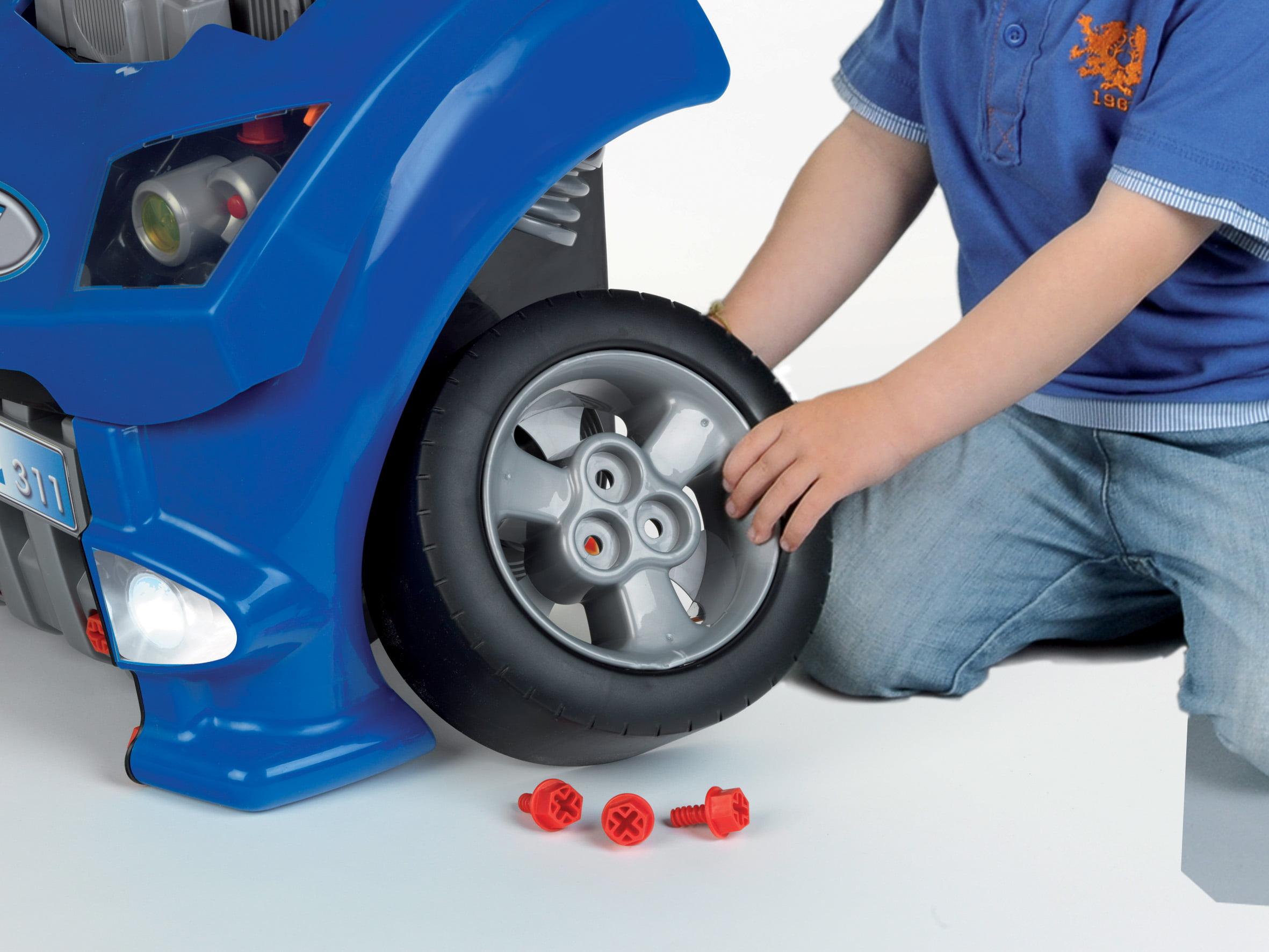 Theo Klein Hot Wheels Interactive Service Car Station Engine Playset Walmart Com Walmart Com