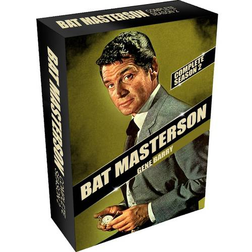 Bat Masterson: The Complete Season Two (Full Frame)