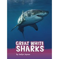 Animals: Great White Sharks (Paperback)