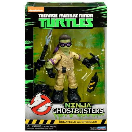 Donatello The Ninja Turtle (Teenage Mutant Ninja Turtles Ninja Ghostbusters Donatello as Spengler Action)