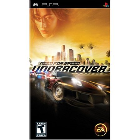 Need for Speed: Undercover - Sony PSP ()