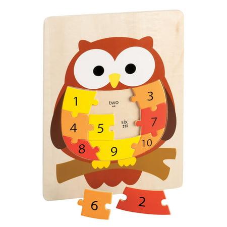 Owl Puzzle - Owl Puzzle