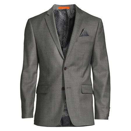 The Mason Fit Stretch Twill Suit Separate Jacket