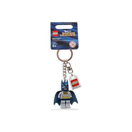 Lego DC Comics Super Heroes Batman Key Chain New with Tags - Lego Key Chains