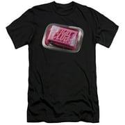 Fight Club - Soap - Slim Fit Short Sleeve Shirt - XX-Large