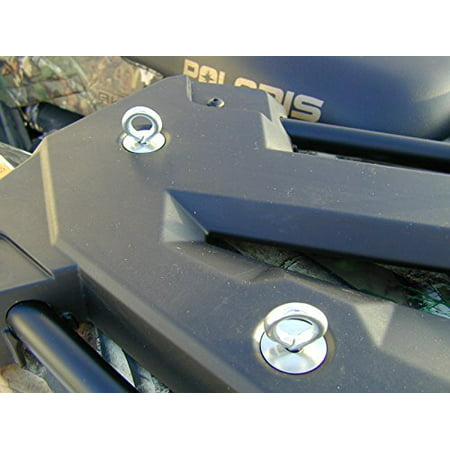 (2) Polaris Lock & Ride Lock and Ride Type Tie Downs for Sportsman, RZR, ACE, ATV