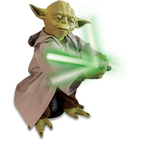 Star Wars Legendary Jedi Master Yoda (Jedi Cloak For Sale)