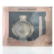OLYMPEA WOMEN 2 PIECE GIFT SET - 2.7 OZ EAU DE PARFUM SPRAY by PACO RABANNE