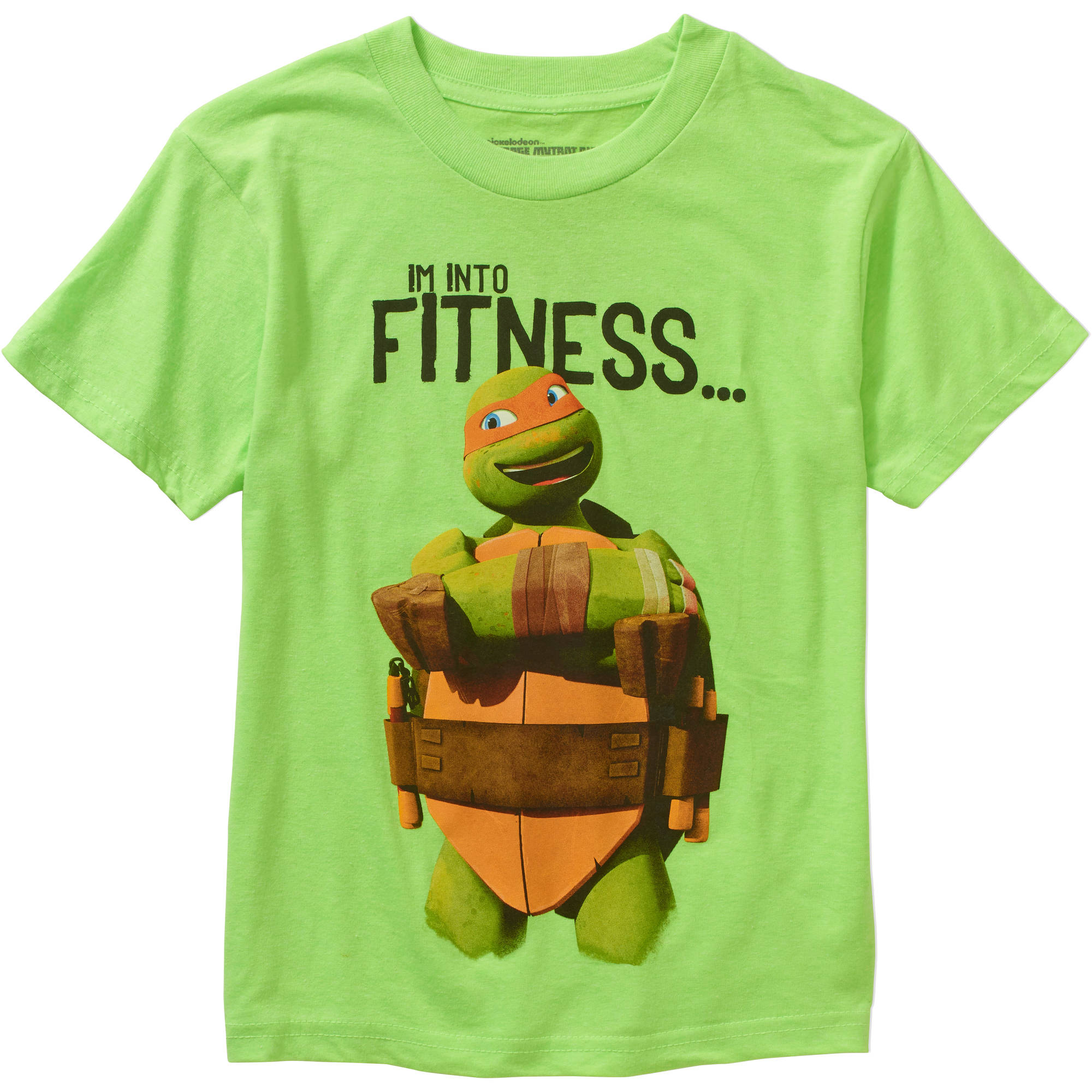 NEW Boys TMNT Tank Top Size 7 T-Shirt Teenage Mutant Ninja Turtles Movie Hero