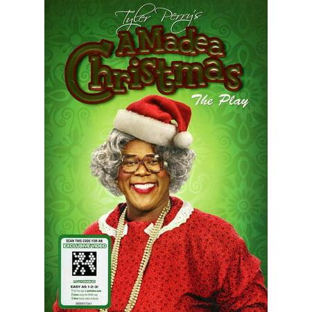 Tyler Perrys A Madea Christmas  Dvd