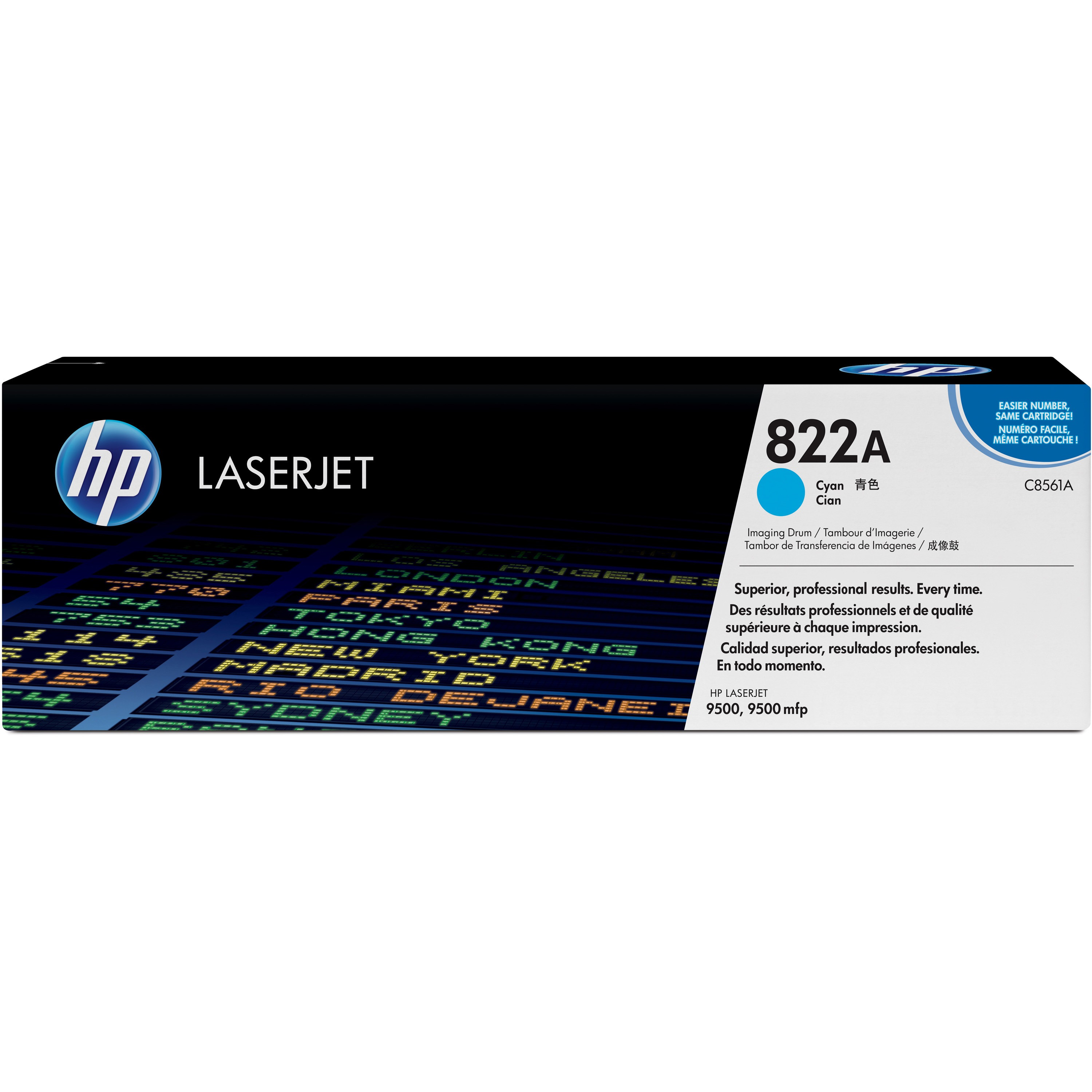 822A Laser IMage Drum by HP