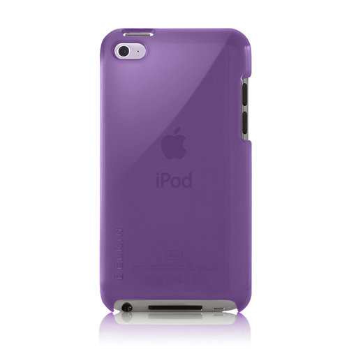 Belkin Essential 34 Case for iPod touch, Purple