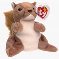 Product Image Ty Beanie Babies - Nuts the Squirrel 2b18ecac9652