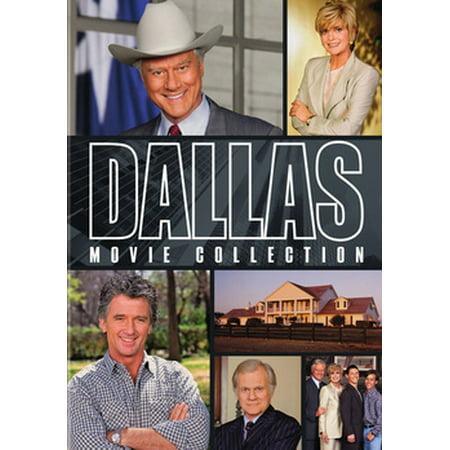 Dallas: Movie Collection (DVD)