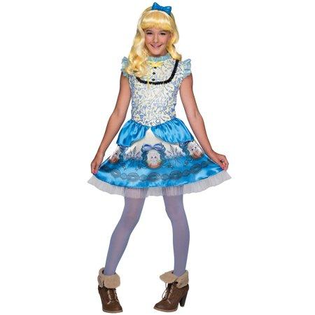 Blondie Lockes Child Costume