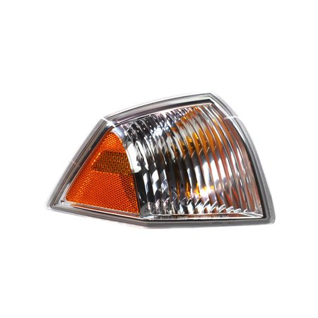 NEW PASSENGER SIDE TURN SIGNAL LIGHT FITS JEEP COMPASS 2007-2008 68000682AB 68000682AA (New Jeep Compass)