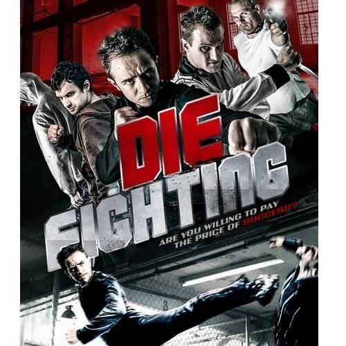 Die Fighting (Blu-ray)