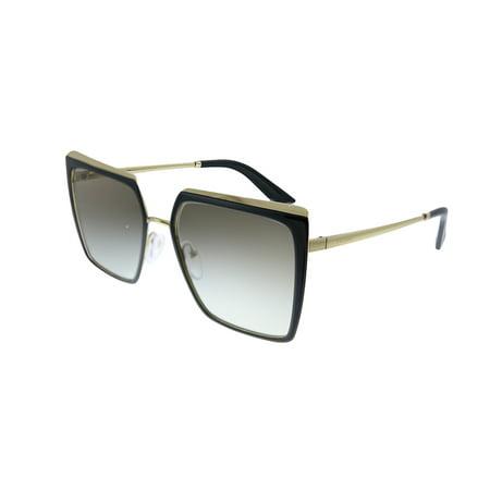 Prada PR 58WS AAV0A7 Womens Square Sunglasses