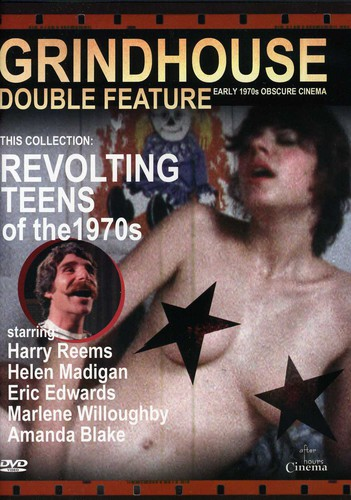 Revolting Teens of the 1970s (DVD) by MVD-DUPLICATE