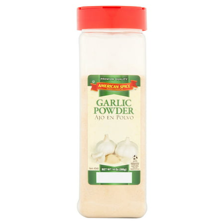 American Spice Trading Company Inc. Garlic Powder, 14 (Kosher Garlic)