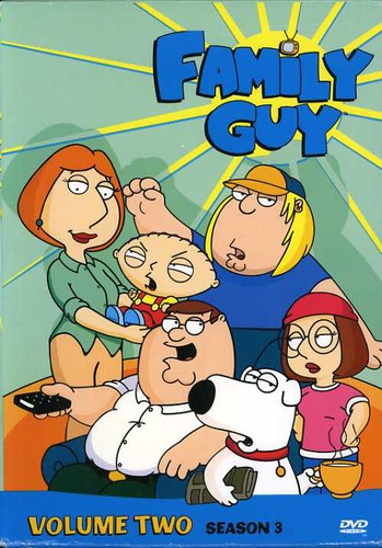 Family Guy Volume 2: Season 3 by 20th Century Fox Home Entertainment