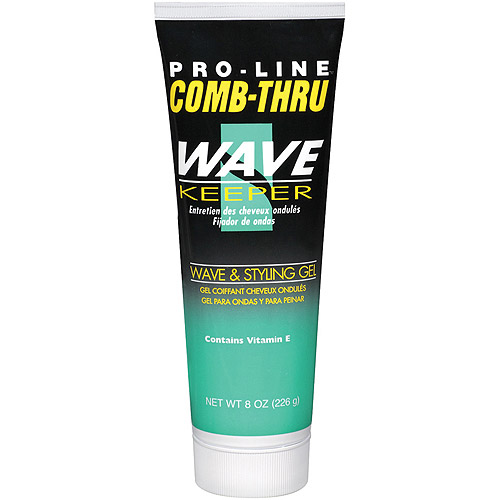 Pro-Line Comb-Thru Wave Keeper Wave & Styling Gel, 8 oz