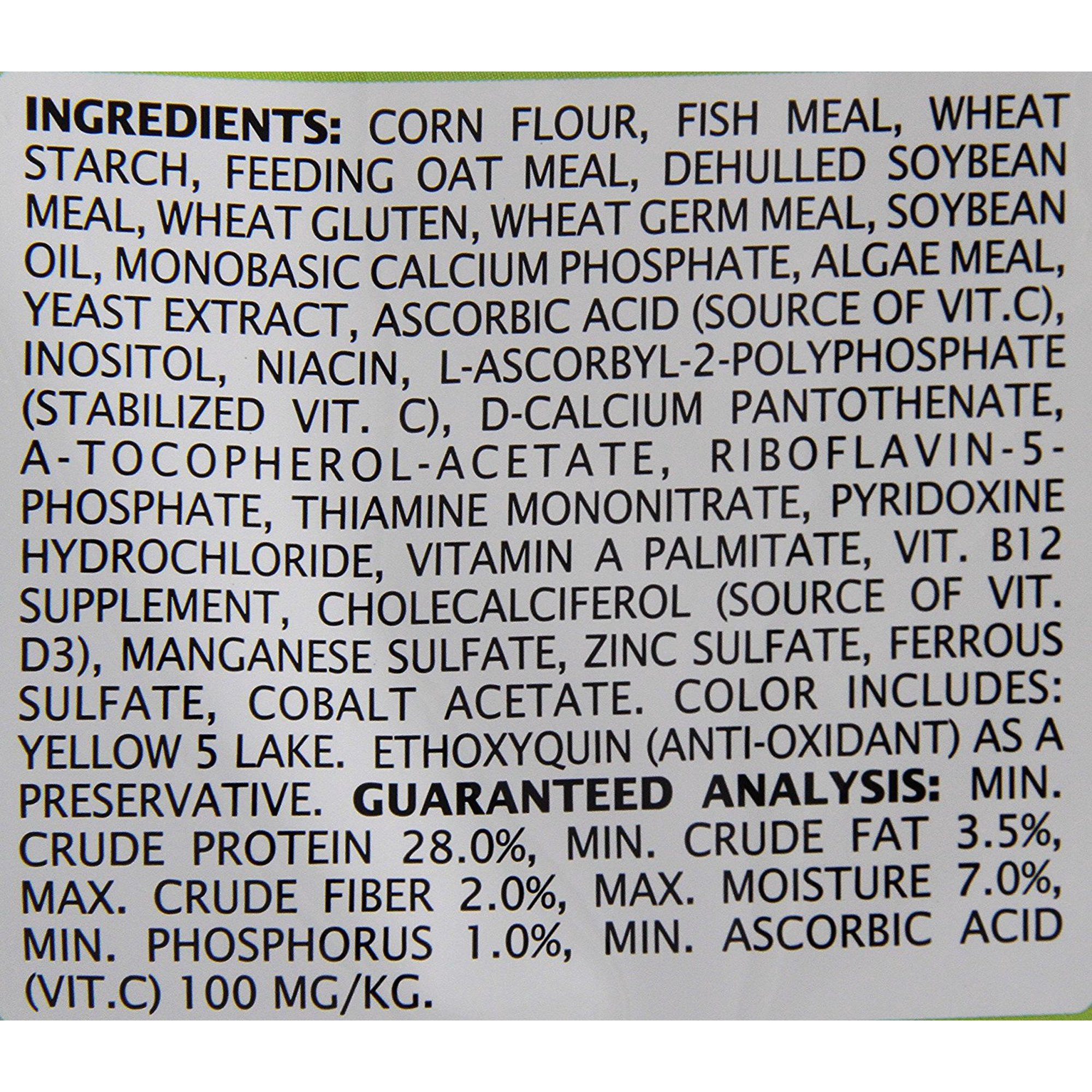 tetrapond 16482 pond sticks healthy nutrition for goldfish and koi 1 pound 4 liter premium nutrition for goldfish and koi by tetra pond walmart com walmart com walmart