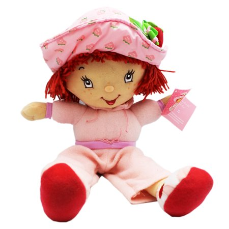 Strawberry Shortcake Track Running Outfit Plush Toy (11in) - Strawberry Shortcake Outfits