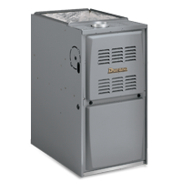 New Ducane (by Lennox International) 80% 110K BTU 1 Stage/Multi Speed Upflow or Horizontal Standard Efficiency Gas Furnace