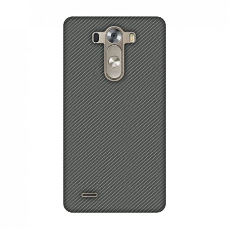 LG G3 Case, Premium Handcrafted Designer Hard Snap on Shell Case ShockProof Back Cover for LG G3 D855 - Neutral Grey (Lg G3 Beat Best Features)