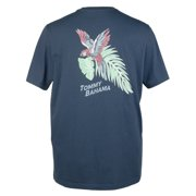 "Tommy Bahama Men's ""March of the Parrots"" Graphic Short Sleeve Tee"