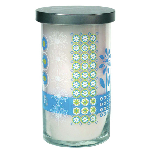 Acadian Candle Rainwater Designer Candle