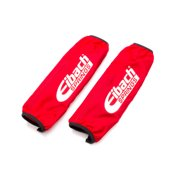 "Eibach 10-12"" Long 2.5"" Coil-Over Red Nylon Shock Cover 2 pc P/N ESB12-250"