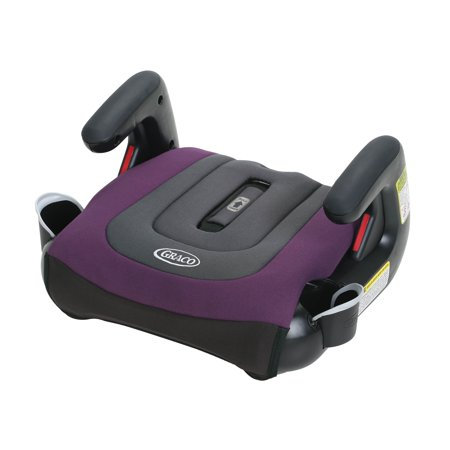 Graco TurboBooster TakeAlong Backless Booster Car Seat,