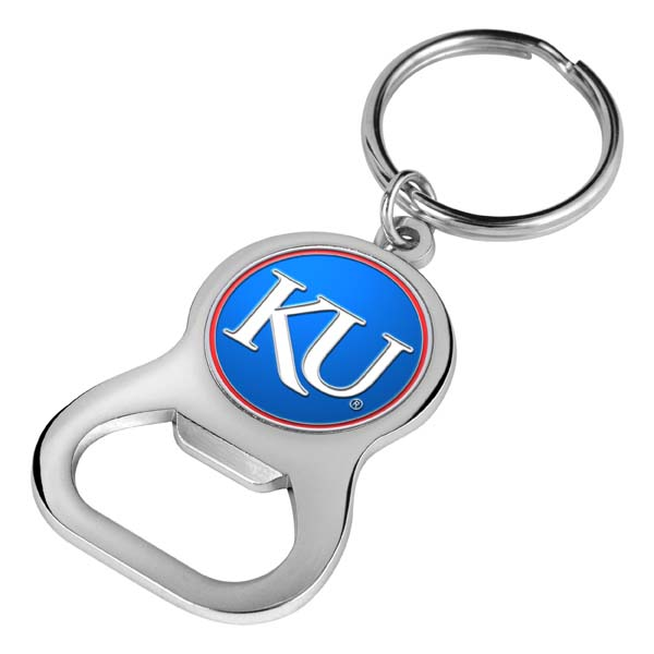 Kansas Keychain Bottle Opener