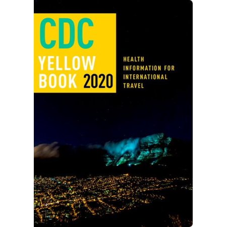 Info Center (CDC Yellow Book 2020 : Health Information for International)