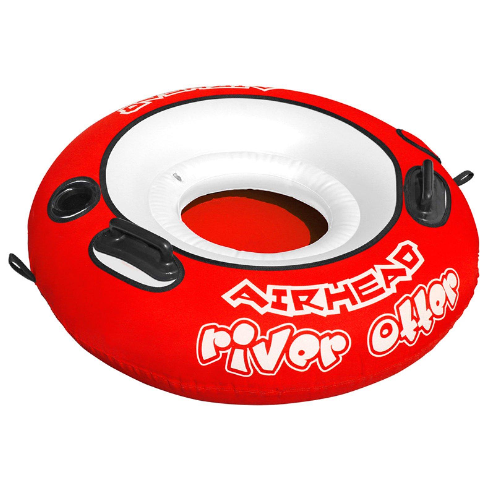 Airhead River Otter Covered Tube Pool Float