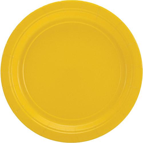 """Big Part Pack Luncheon Plates, 7"""", 50/Pkg"""