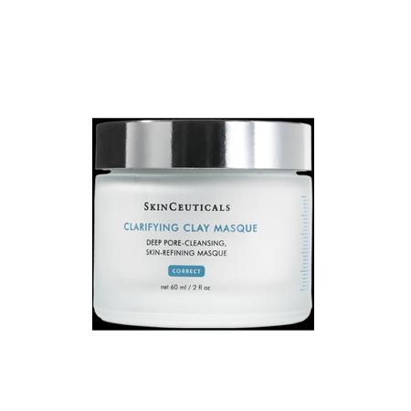 SkinCeuticals Clarifying Clay Masque Deep Pore-Cleansing SkinRefining Masque 2oz