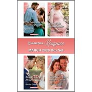 Harlequin Romance March 2020 Box Set - eBook