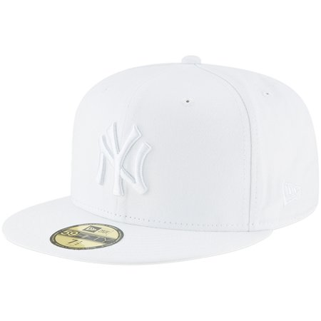 New York Yankees New Era Primary Logo Basic 59FIFTY Fitted Hat - (Tennessee Titans Fitted Hat)