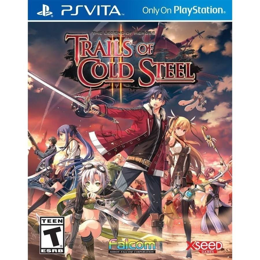LEGEND OF HEROES TRAILS 2 (PSV)