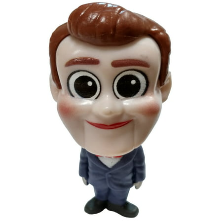 Toy Story Series 1 Minis Ventriloquist Dummy Minifigure [No Packaging] - Crash Dummy Toys