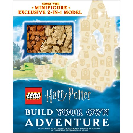 LEGO Harry Potter Build Your Own Adventure : With LEGO Harry Potter Minifigure and Exclusive (Haynes Build Your Own V8 Model Engine)
