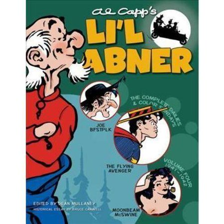 Al Caps Li'l Abner: Complete Daily & Sunday Comics 1941-1942 by