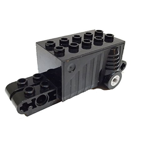 Lego Parts  Pullback Motor 9 X 4 X 2 2 3  Black